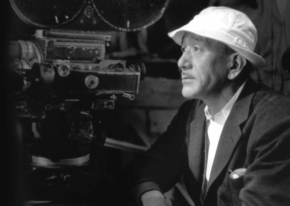 Ozu: regisseur van het niets