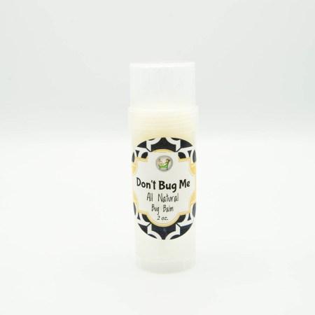 Don't Bug Me Insect Balm Repellent | The Vera Soap Company