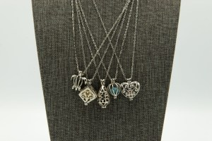 Small Diffuser Necklaces | The Vera Soap Company