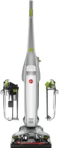 Hoover FH40160PC FloorMate Deluxe Hard Floor Cleaner - Very good budget choice for vinyl flooring