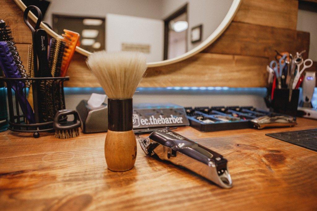 hair vacuum for barbershop