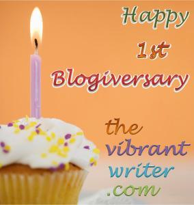 Grateful - 1st Blogiversary Post