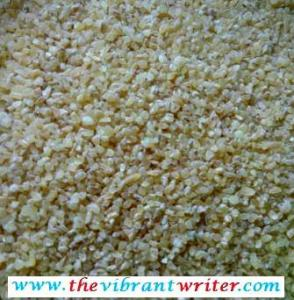 Replace Rice with Broken Wheat/ Dalia for a Slimmer and Healthier You