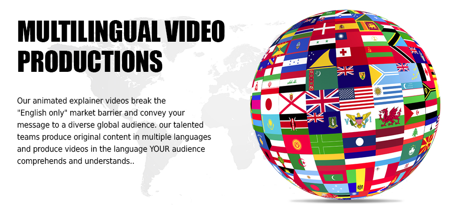 MULTI LANGUAGE Explainer VIDEOS