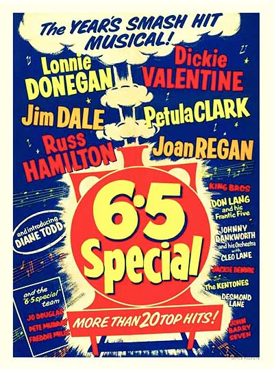 Image result for lonnie donegan 6.5 special