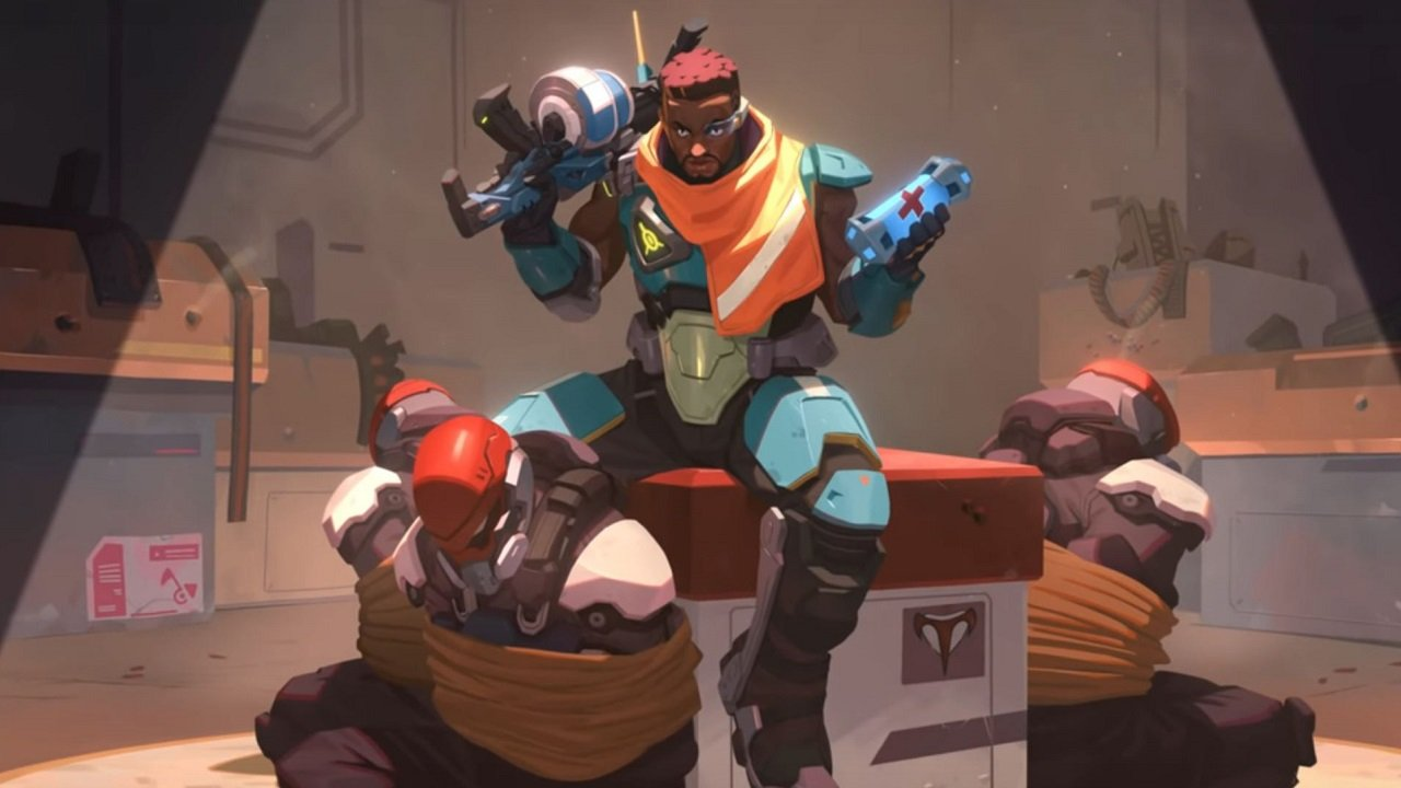 New Overwatch Hero Baptiste Revealed The Video Games
