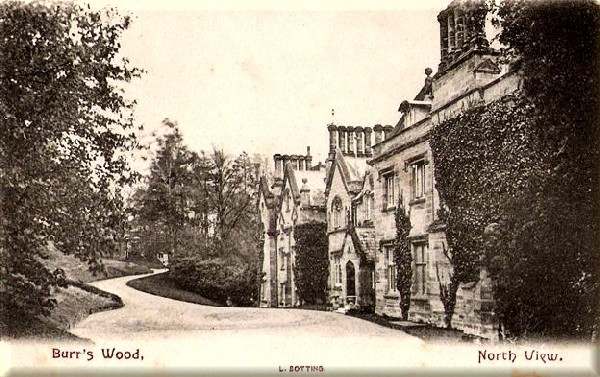 Burr's Wood, one of the Camfield estates near Tunbridge Wells, Kent. Henry Camfield named his 1000 acre Swan River grant 'Burswood', after it.