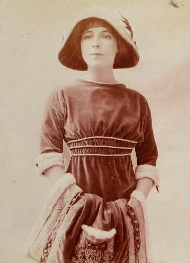 Henrietta Gillam - NOT