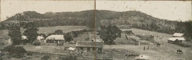 Woodburn Farm 1913 - Porongurups