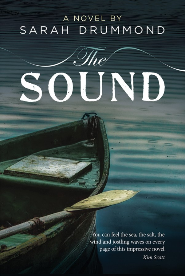 Sarah Drummond - The Sound, Book Cover