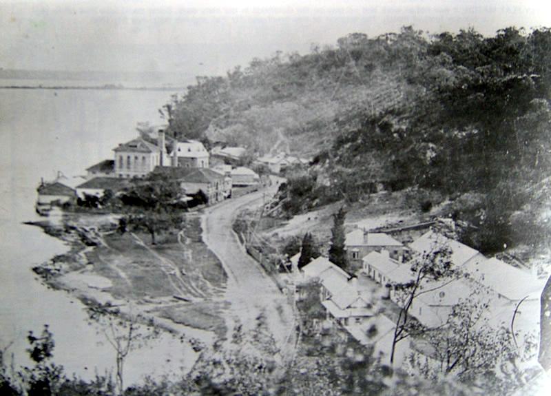 Goonininup from Mt Eliza - Unknown Origin