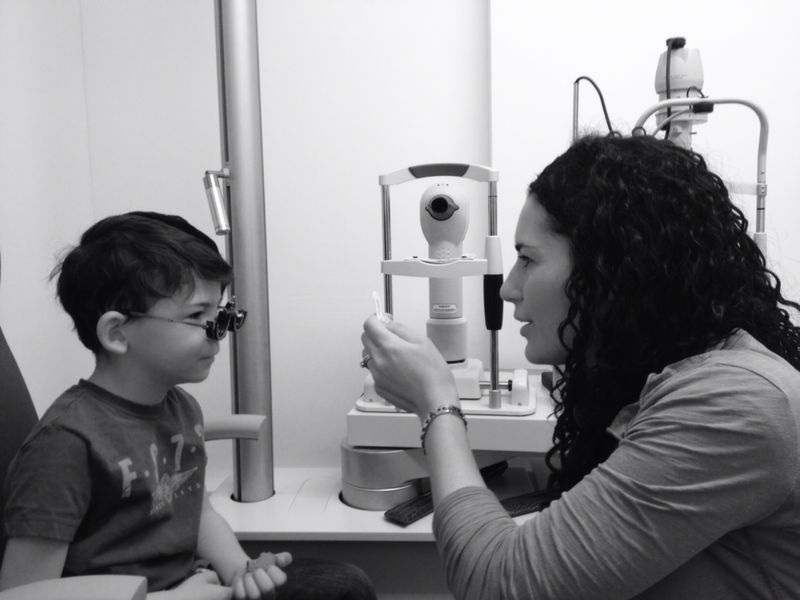 The Village Opticians Ltd Vision Therapy