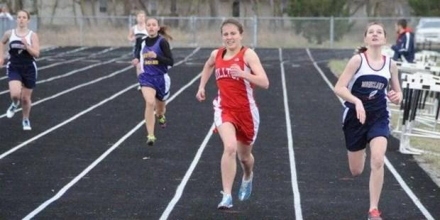 2013-04-16 NC v Hilltop and Fayette Track - TK (87) girls WEB