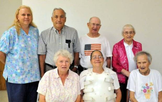 West Unity Senior Center web
