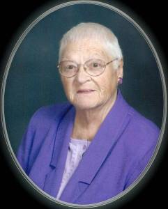 OBIT - DORIS MEYER - PHOTO