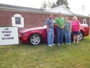 STRYKER ROTARY CAR WINNER