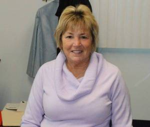 RETIRING ... Bev Schlosser, Fulton County Treasurer, will retire on November 30 after 28 years of service.