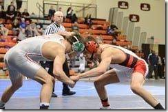 Wauseon District Wrestling Day 2 02-22-2014 MM 040