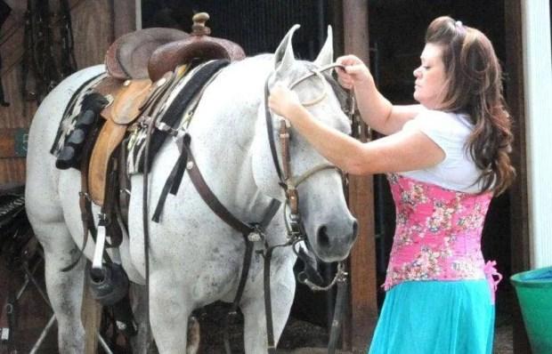 Montpelier Tractor Show-Cowboy Shoot 07-26-2014 MM 034 WEB