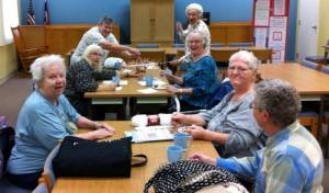 Thursday Morning Knitting Group WEB