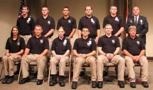 2015 Law Enforcement Grads1