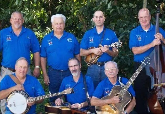 Wasepi Bluegrass Gospel Singers Picture, 102515