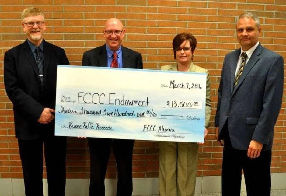2016 endowment - fund raiser