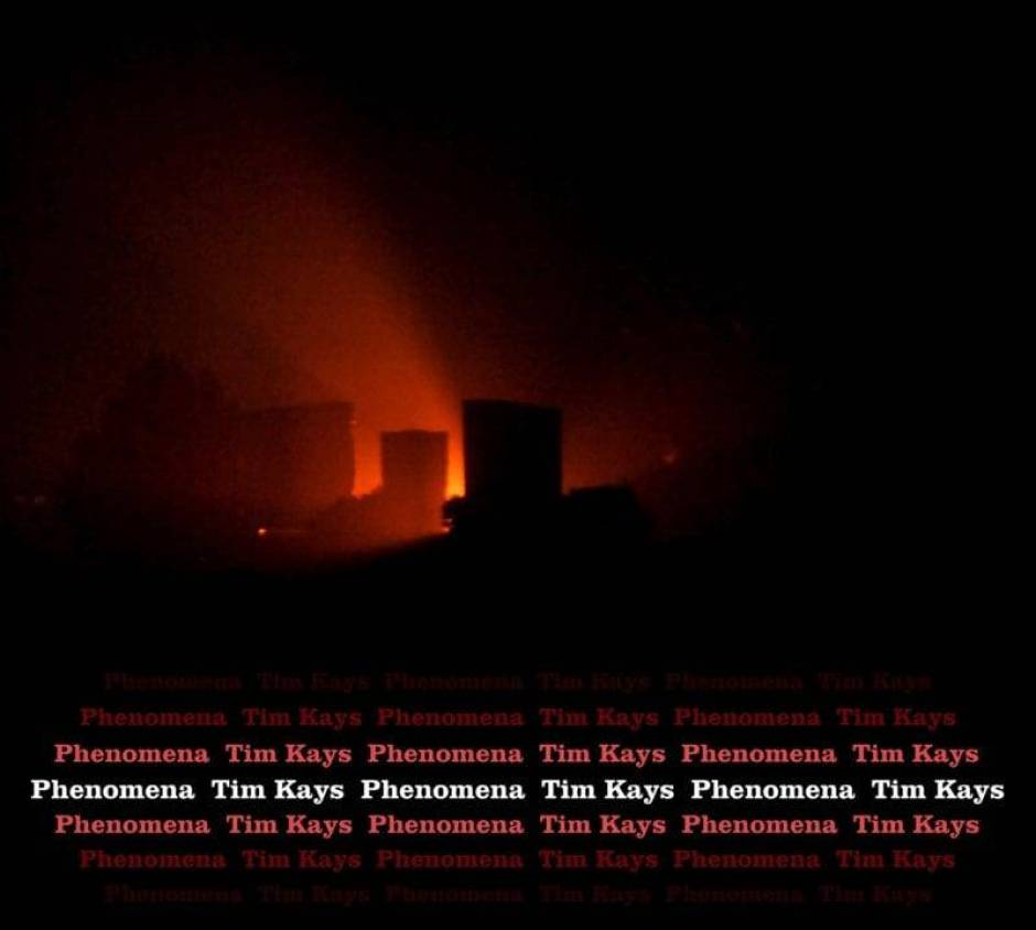 Phenomena Reworked Art - Front 4