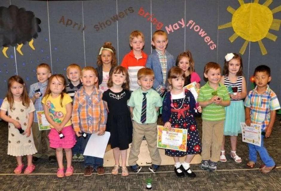 FCCC Preschool Grad