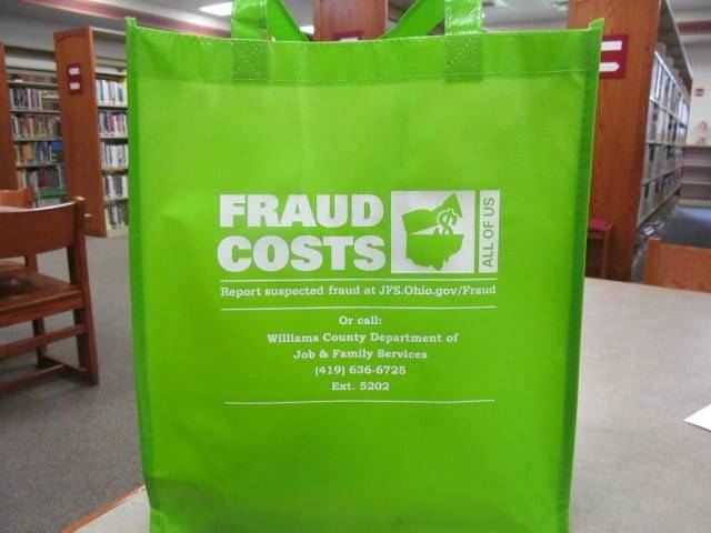 Fraud bag