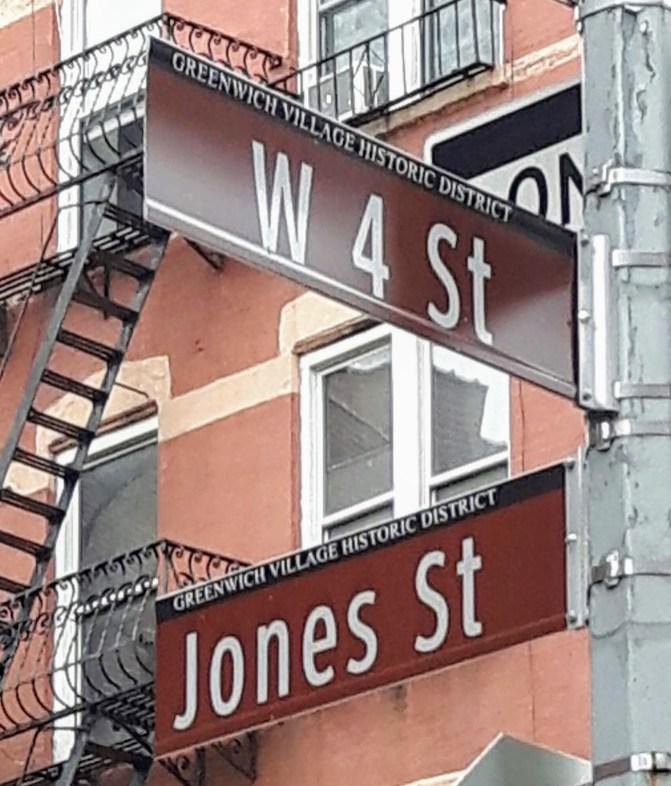 W4 St / Jones St