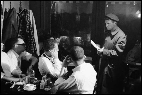 Beat Scene 1959. Jack Kerouac (Burt Glinn Magnum Photos)