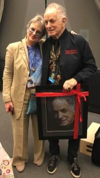 David Amram with Liz Thomson (Gabe Herman)