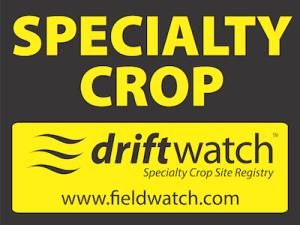 DriftWatch Specialty Crop