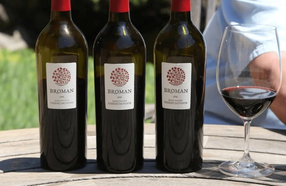 Throwback Thursday: Broman Cellars