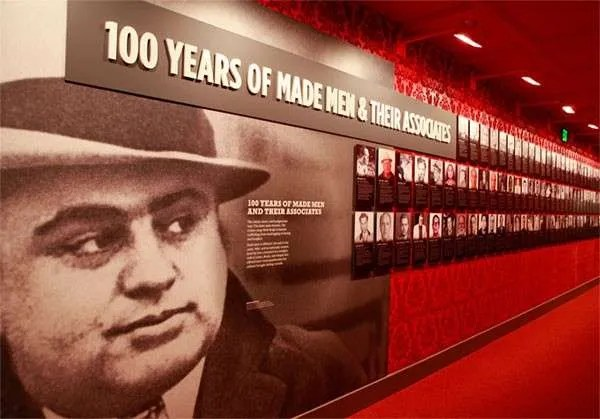 The Mob Museum 100 years of Made Men