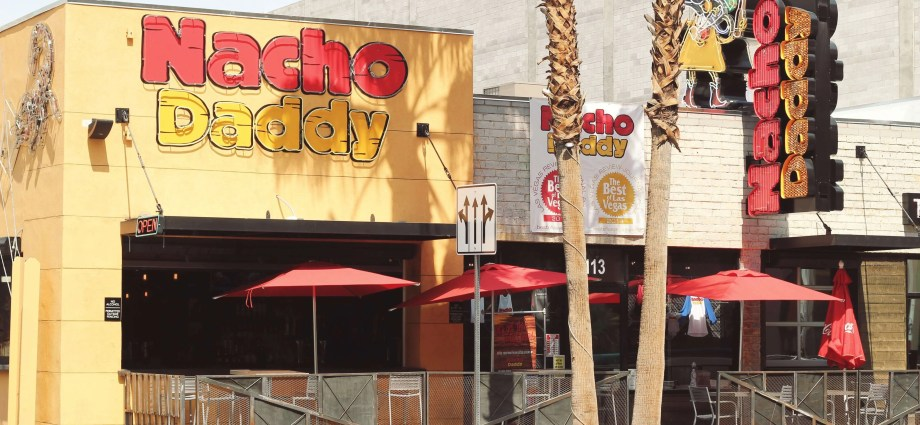 Nacho Daddy Downtown Las Vegas