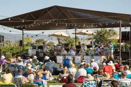 Bluegrass-fed Concerts: LMR All-Star Big Band