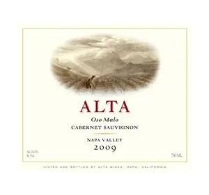 Alta Napa Valley