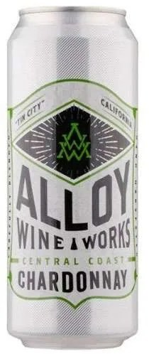 Alloy Wine Works Central Coast Chardonnay