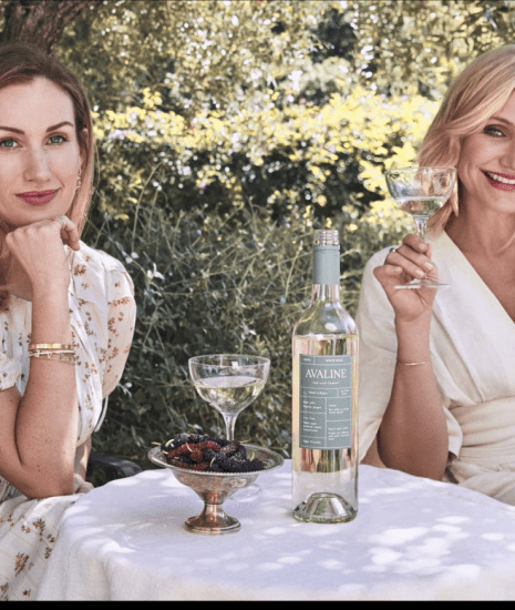Cameron Diaz Wine Table Photo