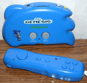 AtGames Genesis Clone with controller.