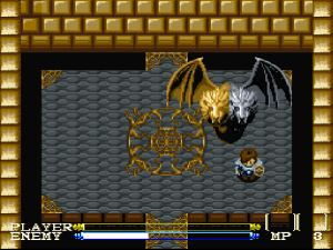 Not a bad Boss design, just not much fun to kill.