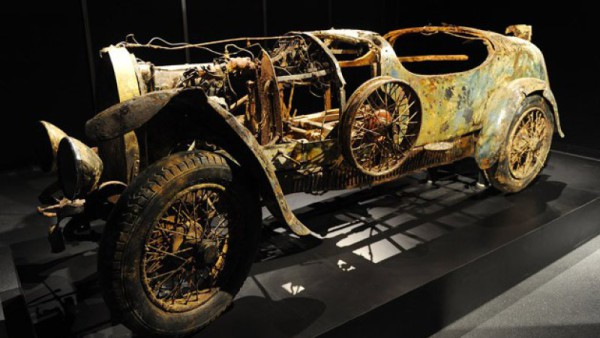 When WWI was over, Europe began the task of rebuilding itself and racing resumed. Bugatti was back in business, and so was the Type 13. source