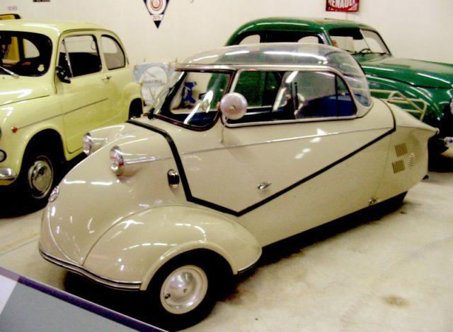 1955 Messerschmitt KR200.Source
