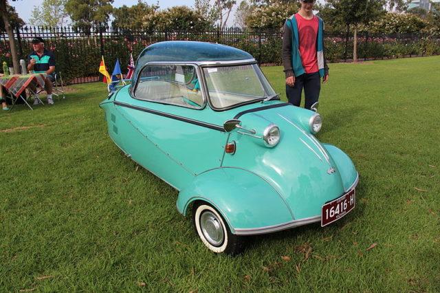 1960 Messerschmitt KR200.Source