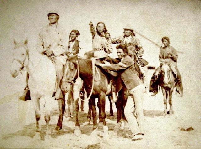Crow Indians, c.1878–1883