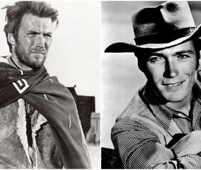 Clint Eastwood Had Trouble Finding Work Because Of His Unusual Way