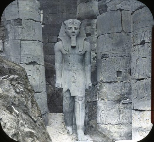 In 1974, the legendary pharaoh Ramesses II was issued a ...