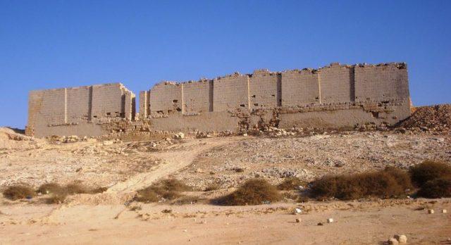 Osiris temple Egypt